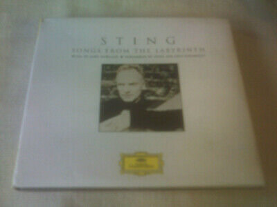 Sting - Songs From The Labyrinth - 23 Track Cd Album