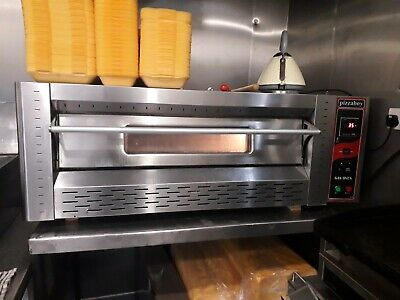 PizzaBoy Gas Pizza Oven