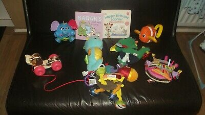 Bundle Toddler Toys Including fisher Price & V Tech