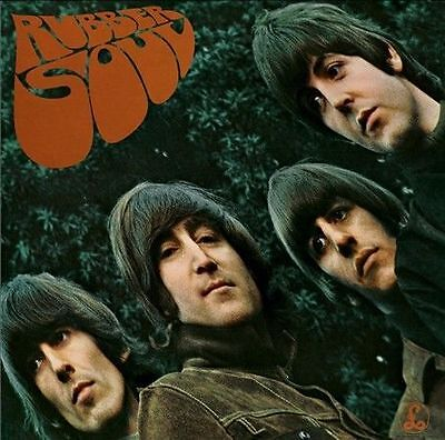 The Beatles - Rubber Soul [New Vinyl] 180 Gram, Rmst, Reissue