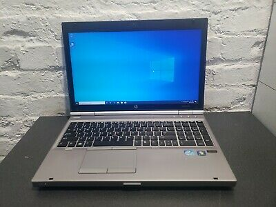 "HP EliteBook 8570p - 15.6"" Laptop Core i5 3320M - 8 GB RAM - 500 GB HDD"