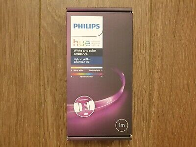 Philips Hue Lightstrip Plus Extension 1m -  White and Colour Ambiance