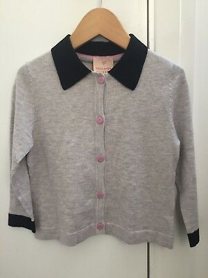 BNWT ROKSANDA BLOSSOM GIRLS Silk Blend Jumper Sweater 2 Years