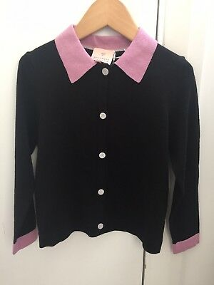 BNWT ROKSANDA BLOSSOM GIRLS Silk Blend Jumper Sweater 4 Years