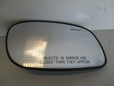 1998-2011 Lincoln Town Car Right Hand Passenger Side View Power Mirror Glass OEM
