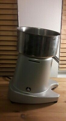 Ceado S98 Juicer juice extractor base with some bits.