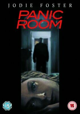 Panic Room [DVD] [2002], Good, DVD, FREE & FAST Delivery