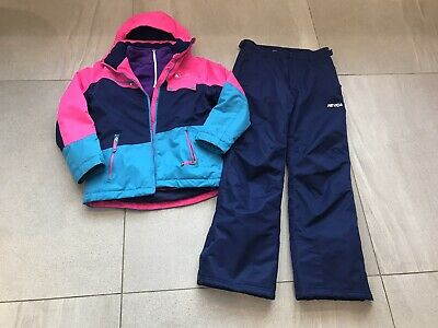 Nevica Ski Jacket,Trousers/Salopettes and Dare2b Fleece Age 13 worn for 1 week