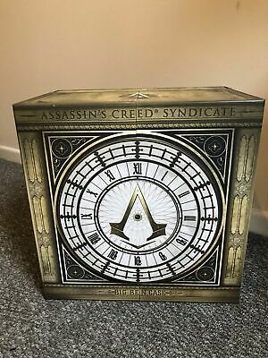 Assassin's Creed Syndicate Big Ben Edition Ps4 Nuevo Precintado Edicion Limitada
