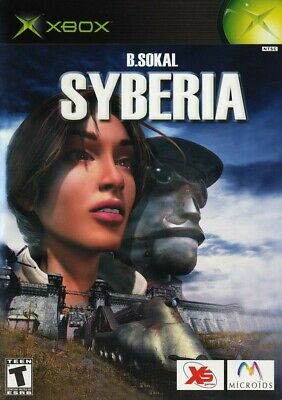 Syberia + Still Life 3 (Xbox, 2003) Complete with Manual