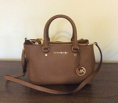 Branded Genuine Michael Kors Women Pure Leather Tote Strap Evening Handbags