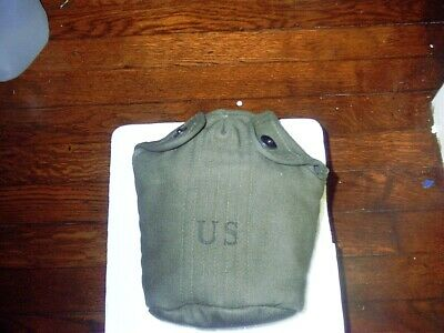 Cover, Canteen, Dismounted, M-1910 Collette Mfg 1957