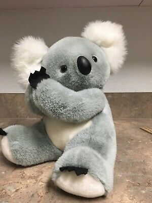 Vintage PLUSH KOALA BEAR DESIGNED AND PURCHASED IN AUSTRAILIA BY BESKO TOY CO.