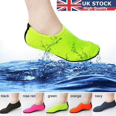 Adult Kids Unisex Water Shoes Surf Diving Sock Wetsuits Nonslip Swim Beach Wear
