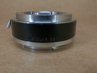 Leitz Leica 14167 adapter for M lenses on R bodies - boxed