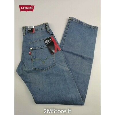LEVI'S jeans LEVIS ENGINEERED 131 uomo STANDARD FIT DENIM Vintage style ORIGINAL
