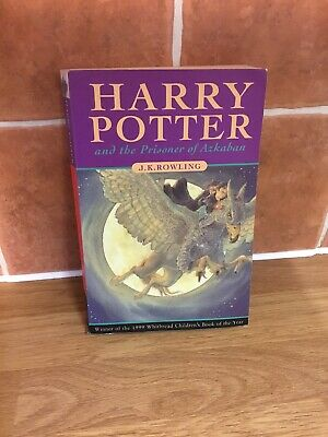 Harry Potter and the Prisoner of Azkaban First Edition 1st Print