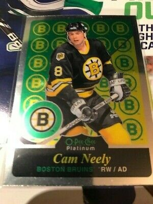 2015-16 15-16 Opc O-Pee-Chee Platinum Retro Cam Neely R17 Boston Bruins