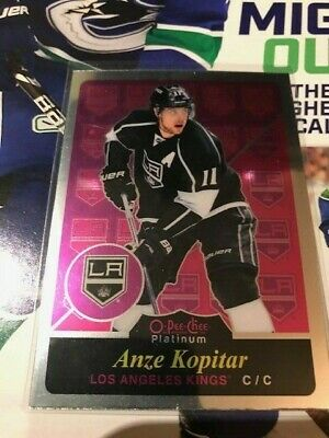 2015-16 15-16 Opc O-Pee-Chee Platinum Retro Anze Kopitar R31 Los Angeles Kings