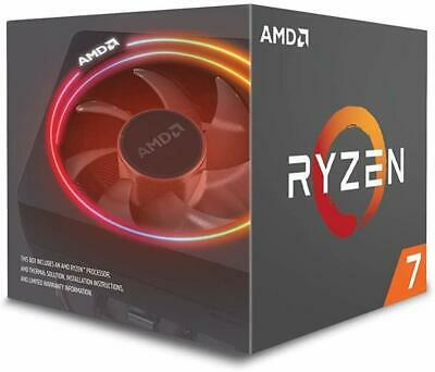 AMD Ryzen 7 2700X CPU 3.7 GHz 8-Core AM4 Processor BRAND NEW