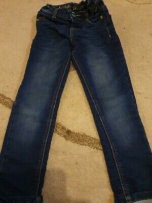 Boys Ted Baker Skinny Jeans 5-6 Years