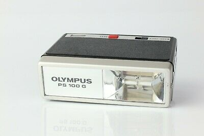Olympus PS 100 G Shoe Mount Camera Flash For Olympus 35 SP Japan