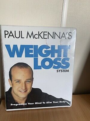 Paul McKenna's Weightloss System - Programme Your Mind to Slim Your Body