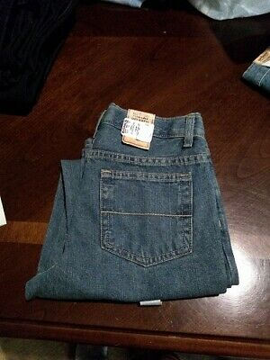 Boys Urban Pipeline Relaxed Straight Jeans! Medium Color Size 18 Regular!  NWT!