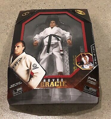 UFC Legends ROYCE GRACIE Action Figure - NEW IN BOX - Ultimate Fighting ZUFFA
