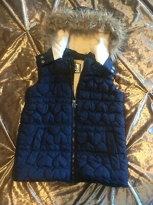 Sweet Millie Gilet Coat Age 8