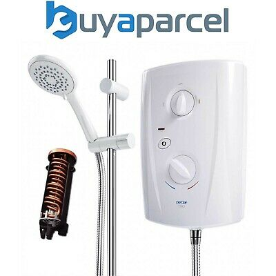 Triton T80Z Fast Fit 7.5kw Electric Shower White Left /& Right Entry T80XR T80SI