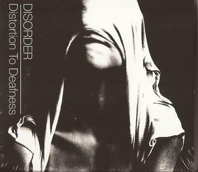 Disorder - Distortion To Deafness  ( CD ) NEW / SEALED 2 CD Set