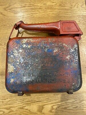 Eversure Fillacan Fuel Jerry Can Vintage