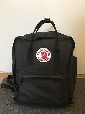 Fjallraven Kanken Waterproof Sport Rucksack Backpack Handbag School Travel Bag