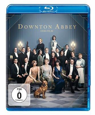 Blu-ray * DOWNTON ABBEY - DER FILM - Maggie Smith # NEU OVP +