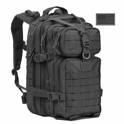 REEBOW GEAR Military Tactical Backpack Small Assault Pack Army Molle Bag Pack