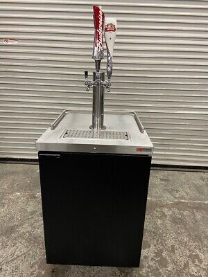 1 Door Beer Kegerator Direct Draft Dispenser Back Bar Micromatic MDD-23 #3719