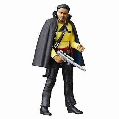 Lando Calrissian Han Solo Movie Figure 2019 VINTAGE Collection Star Wars ..LOOSE