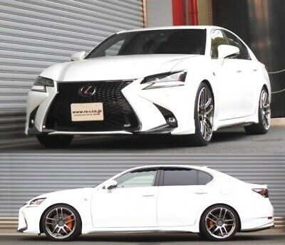 RS-R T996D Down SUS Lowering Springs for 15-20 Lexus RC300 RC350 AWD