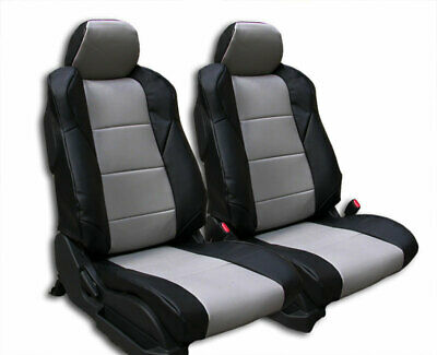 IGGEE S.LEATHER CUSTOM FIT SEAT COVER FOR 1995-1999 NISSAN MAXIMA