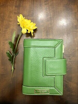 New With Tags Kelley Green Address Book By Kate Spade