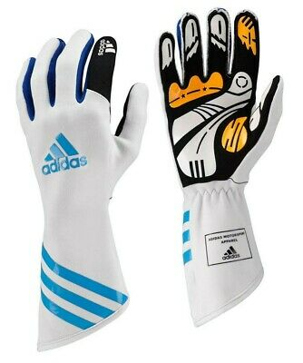 ADIDAS Gloves Kart Race Gloves Go-Kart / Racewear / Racing Gloves / Rotax Iame