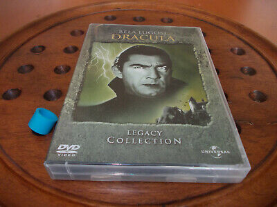 Dracula Legacy Collection 3 Dvd  .... PrimoPrezzo