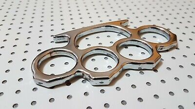 Sant Andreas Chrome (Brass Knuckles, Tirapugni Da Collezione)