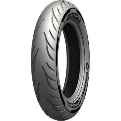 Michelin Commander 3 Tubeless Front Blackwall Tire 90/90-21 54H Touring Street