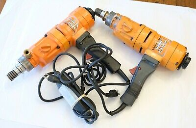 Diamond Products Pro Link Core Drill x 2 - Used - Please Read Details