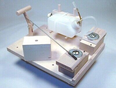 The Original American Hobby Products Model Engine Test Stands Product Line