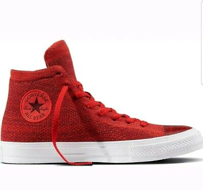 SNEAKERS MEN CONVERSE Chuck Taylor Flyknit Casino Red Low