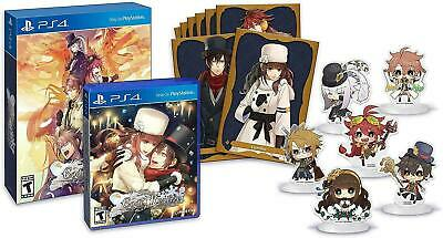 Code: Realize Wintertide Miracles Limited Edition PS4 (Sony PlayStation 4)