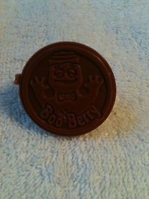 Vintage Monster Cereal Premium Secret Compartment Ring Boo Berry Brown